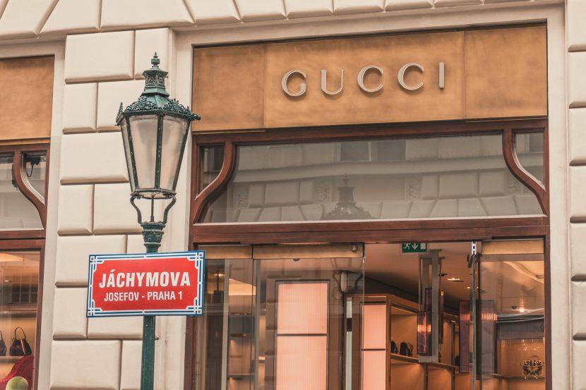 Identify Market Trends. Gucci